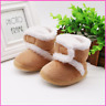 Newborn Boots Toddler Shoes First Walkers Warm Winter Baby Girls Boys Soft Sole