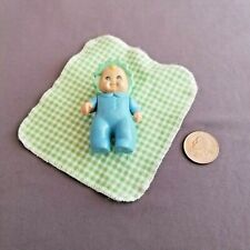 Little Tikes Dollhouse Baby and Blanket