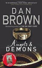 DAN Marrone__ANGELI & Demons___ NUOVO __ SPEDIZIONE POSTALE GRATIS UK