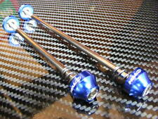 Halo Hex Key Skewers (Pair) Anti Theft (Blue) NEW!