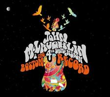 John McLaughlin & The 4th Dimension - The Boston Record CD BRAND NEW live 2013
