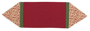 Christmas Past Holiday Table Runner