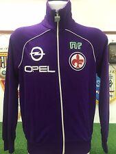 MAGLIA ENNERRE Felpa Fiorentina OPEL Jacket TRIKOT CALCIO SERIE A