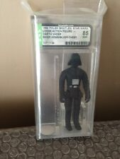 Vintage 1994 Polish Bootleg Star Wars Darth Vader AFA 85 NM+(Near Mint+) Kenner