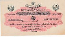 Turkey Ottoman 1/2 Livres
