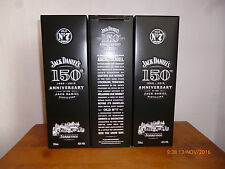 Jack Daniels in Metall - Schmuckbox 150 Anniversary der Distillery