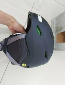Smith Mission MIPS Mens Helmet Ski Snowboard Snow Black M 55-59cm NEW RRP£130