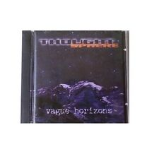 THOUGHT SPHERE - VAGUE HORIZONS - CD * ORIGINALE USATO