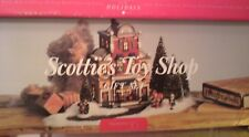Dept. 56 Christmas in the City: Scottie's Toy Shop Gift Set ~ New!