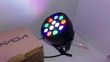 NEW Lixada Par12 LED Light Show System Stage Strobe Disco Party DMX512 US SELLER