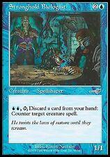 Stronghold Biologist X4 EX/NM Nemesis MTG Magic Cards Blue Uncommon