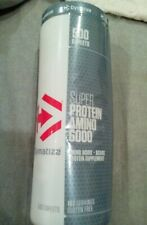 Dymatize Super Protein Amino 6000 Amino Acids - BCAAS - 500 Caplets 10/2020