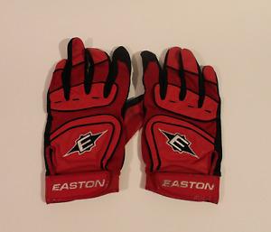 David Ortiz game used worn 2009-10 Boston Red Sox batting gloves! RARE! BPH LOA!
