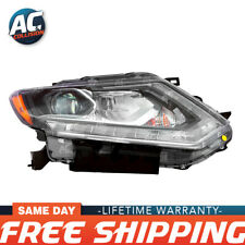 20-9555-00-1 Headlight Assembly for 2014-2016 Nissan Rogue w/o Auto Control RH