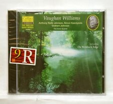 THE DUKE QUARTET - WILLIAMS five mystical songs COLLINS CD STILL SEALED