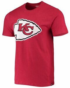 Kansas City Chiefs  Large Super Rival Team Color Tee Shirt  47