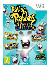 Raving Rabbids: Party Collection Triple Pack Wii NEU und versiegelt