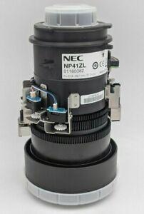 Open Box NEC NP41ZL 1.30-3.08 Zoom Lens for NEC PA Series Projectors -NR3275
