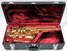 YAMAHA YAS-62 ALT Saxophon NEUWERTIG incl Zubehör RECHNUNG + GEWÄHR