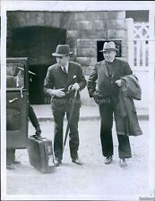 1937 Rev Anderson Jardine Game To Marry Duke Of Windsor Wally Religion Photo 6X8