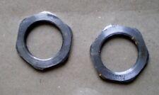 Austin Healey Sprite MG Midget Rear Hub Nuts Left & Right
