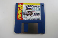 Amiga Computing Coverdisk Light Wave 3D