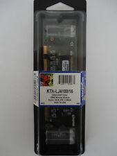 Kingston/HP KTH-LJ4100/16 16MB SDRAM Memory Modules for Laser Jet P/N C7843A NIP
