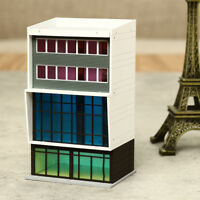 Outland Building Model N Scale Gauge 1/144 Scene Modern House FOR GUNDAM Gifts