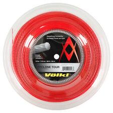 VOLKL CYCLONE TOUR TENNIS STRING - 1.30MM 16G - 200M REEL - RED - RRP £150