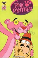 PINK PANTHER #1 SET OF TWO VARIANT COVERS AMERICAN MYTHOLOGY COMIC NM