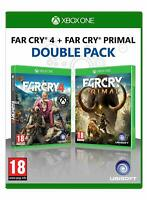 Far Cry 4 & Primal Double Pack Xbox One **FREE UK POSTAGE!!**