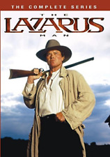 The Lazarus Man The Complete Series 5 Disc DVD 1996 Region 1