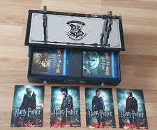Coffret Harry Potter Integrale Blu-ray Collector