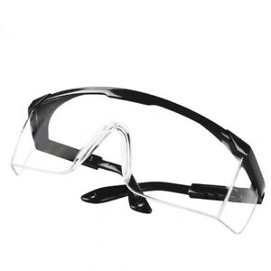 Medical Clear Goggles Safety Glasses Eye Protection Anti Chemical Splash