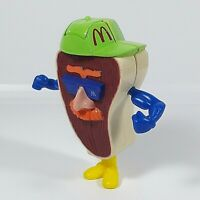 Vintage 1993 McDonald's Steak Transforming Toy Robot Collectibles Happy Meal