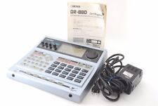 Boss DR-880 DR880 Dr. Rhythm Digital Drum Machine w/ Manual, more Tokyo Japan