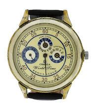 Omega World Time Regulateur Watch