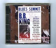 B.B KING CD (NEW)   BLUES SUMMIT