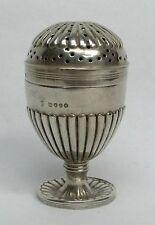 1882-83 LONDON STERLING SILVER SUGAR CASTER / SHAKER
