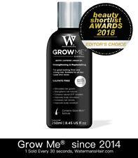 Rápido crecimiento del cabello champú por Watermans-crecimiento del cabello para hombre y mujer 1 X 250ml