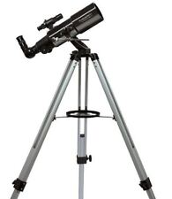 Celestron PowerSeeker 80AZS Refractor Telescope With Tripod - 189x Mag