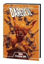 Marvel Comics DAREDEVIL SEASON ONE PREMIERE HARD COVER
