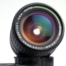 Makinon 3,3-3,8 / 24-35 für Canon FD * Makina Optical