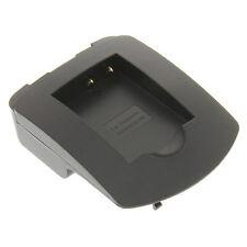 Akku Ladeschale für Panasonic Lumix DMC-TZ8 Einsatz für Basisstation