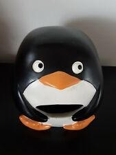 Penguin Tissue Paper Cover Holder Color Mate Bathroom Decor Novelty Cute Animal