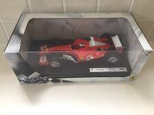 Hotwheels 1:18 F2004 Ferrari 2nd Placing In the 2004 Formula 1 Championship