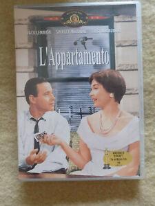 DVD L'APPARTAMENTO Jack Lemmon 1960-2001