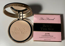 Too Faced Snow Born This Way Multi-Use Complexion Powder New in Box