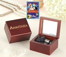 Sankyo Handcraft  { ANASTASIA } Wooden Music Box  ♫  Once Upon A December ♫