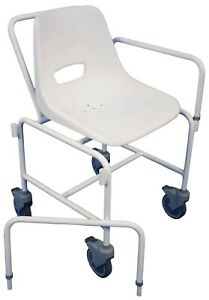 Aidapt Charing Attendant Propelled Shower Chair - VB507